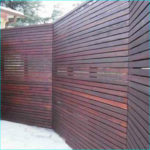 Wood Fence Installation In Los Angeles?  Yeppers!